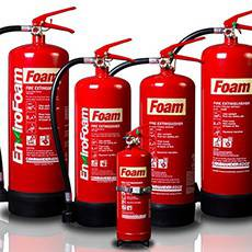 foam-fire-extinguisher